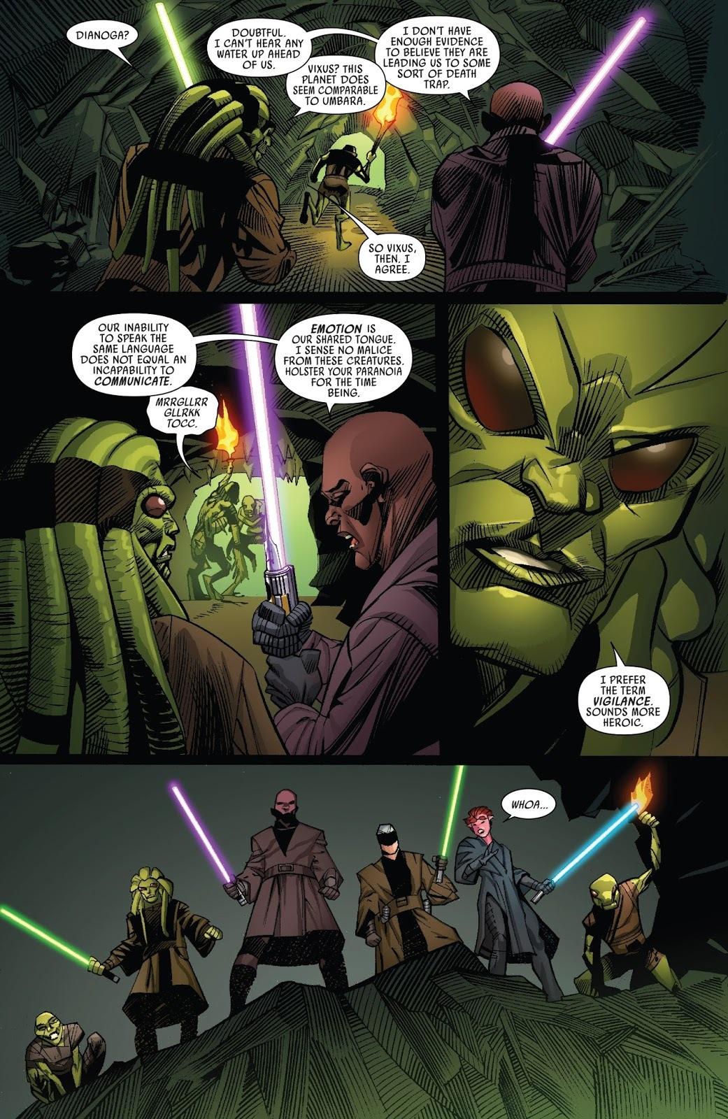 Star Wars: Mace Windu Issue #02