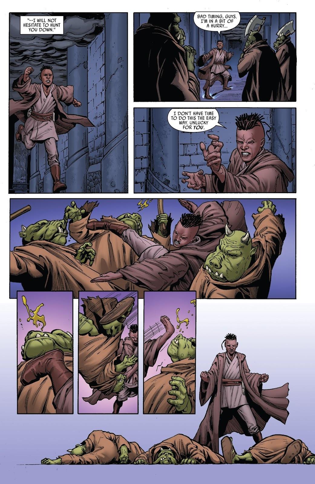 Star Wars: Mace Windu Issue #04