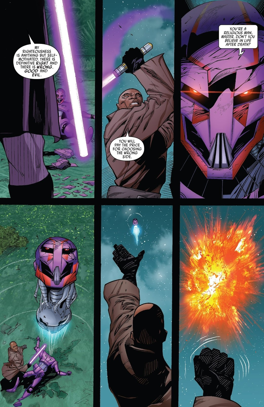 Star Wars: Mace Windu Issue #05