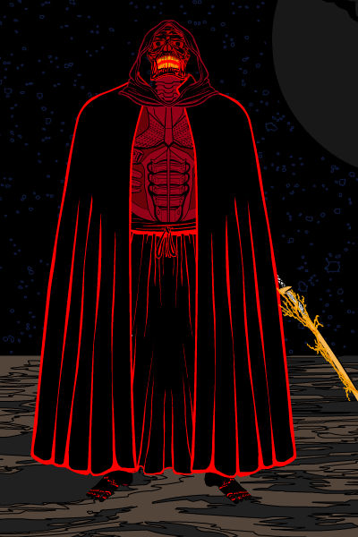 Darth Morte sorcerer