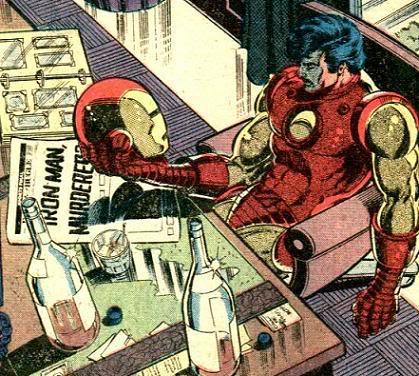 Tony and his Addiction.