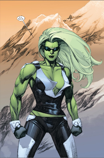 Ultimate She-Hulk
