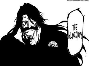 Yhwach using the Almighty