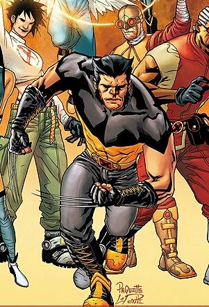 Wolverine's new look