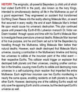 Secret Wars Guide to the Marvel Multiverse.