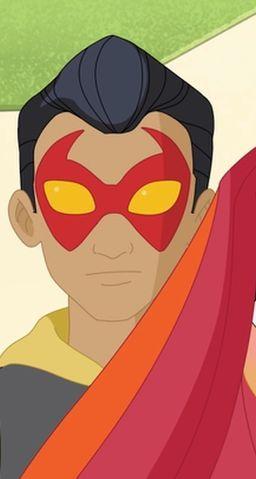 Vibe in DC Super Hero Girls