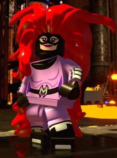 Medusa in Lego Marvel Superheroes 2