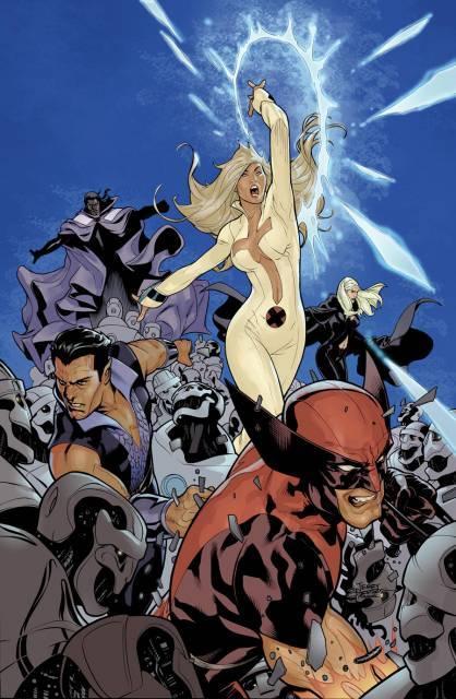 Cloak and Dagger in the Dark X-Men