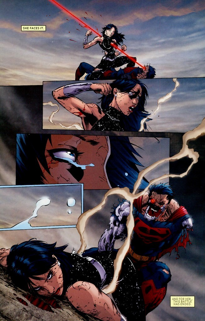 The Death of Donna Troy