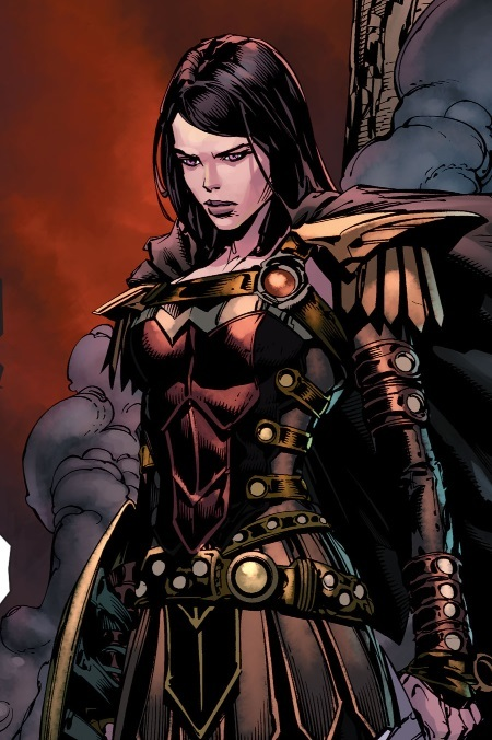 Donna Troy in the New 52