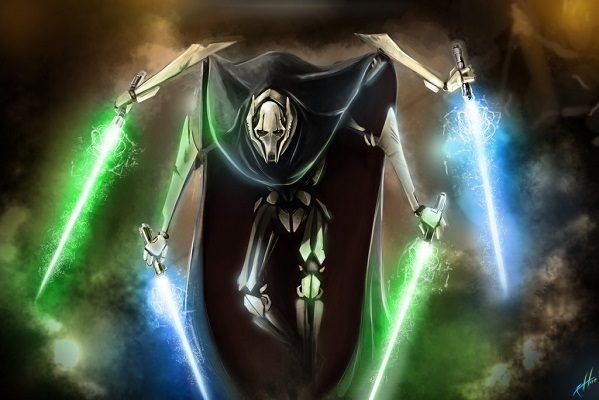 Listen to me, Jedi. I do not care about your politics. I do not care about your Republic. I only live to see you DIE!