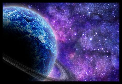 Planet of Galara.