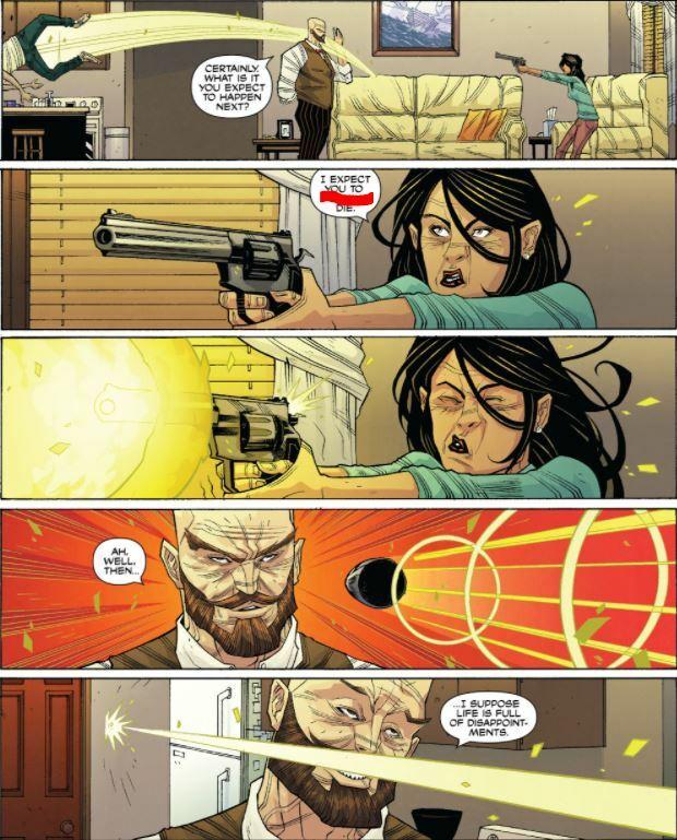 Strange Talent of Strode Issue #5 Page #16