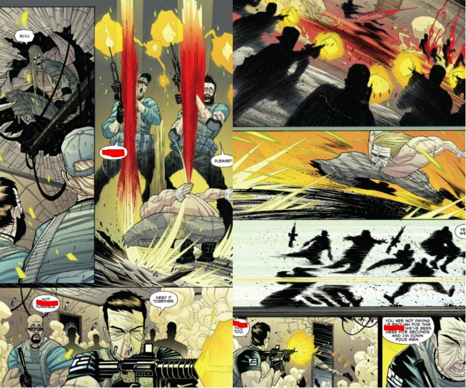 Legend of Strode Issue #2 Page #12-13