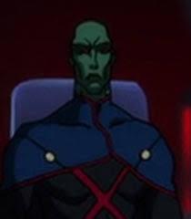 Martian Manhunter in JLD