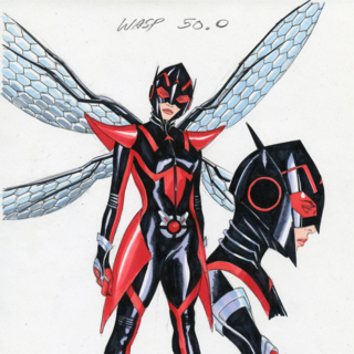 The All New Wasp, Nadia Pym