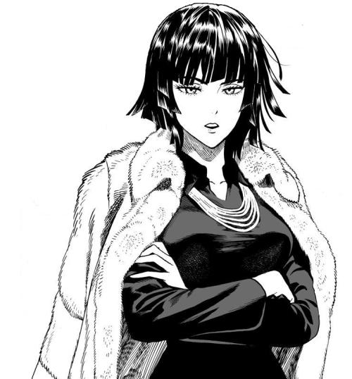 Fubuki's normal attire