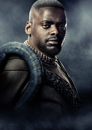 W'Kabi as he appears in Black Panther