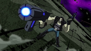 Lobo in Justice League Action