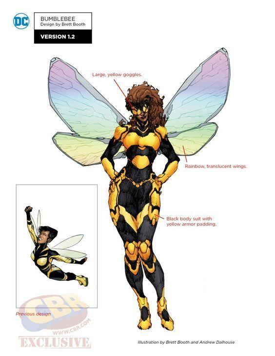 Rebirth Bumble Bee