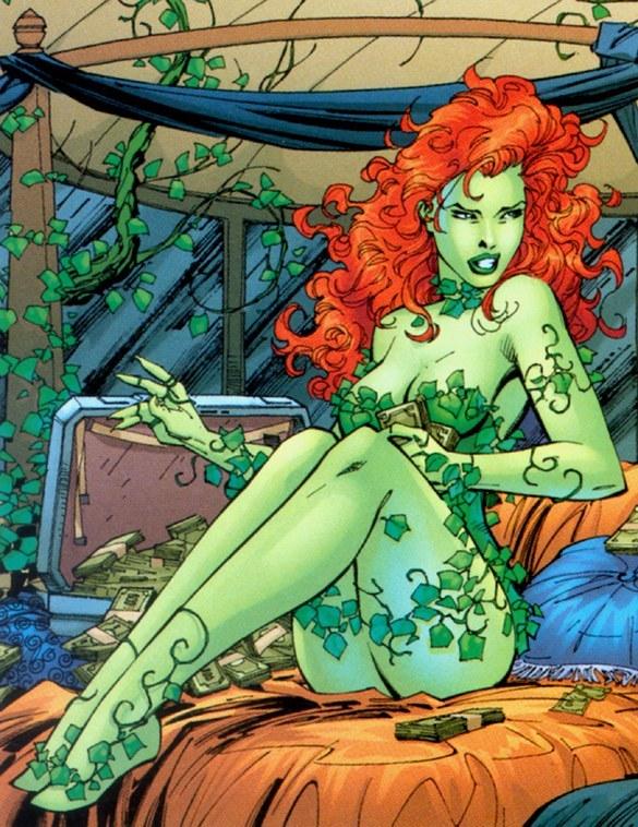Ivy by Jim Lee