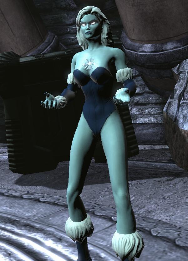 DC Universe Online Killer Frost