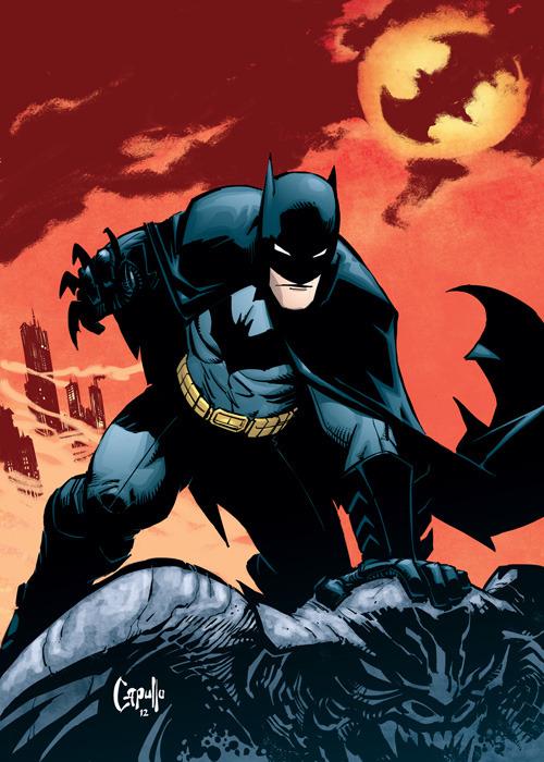Batman (Scott Snyder Nu52 run)