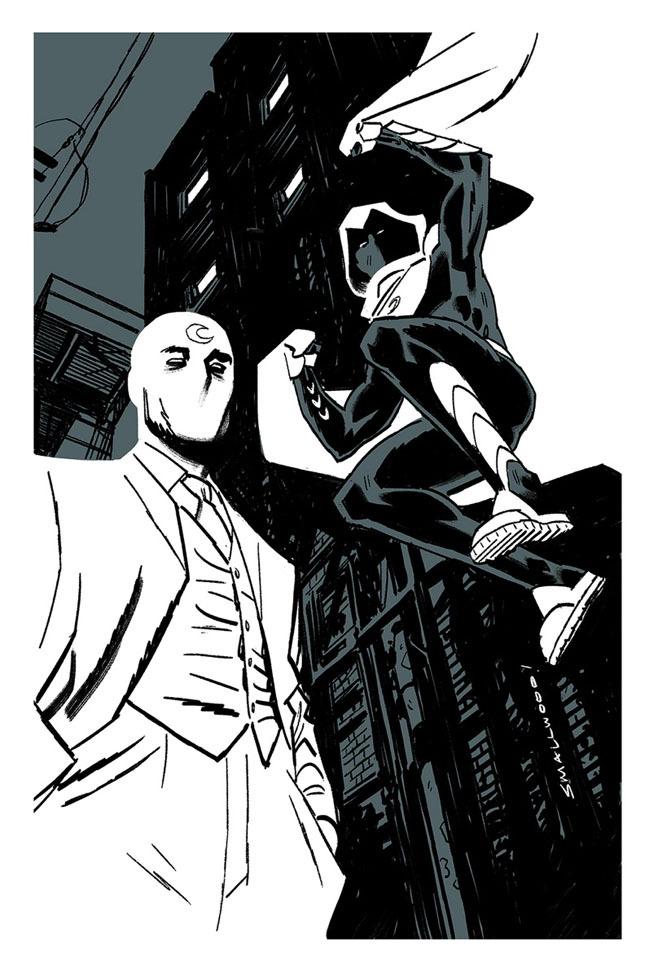 Moon Knight (Warren Ellis run)