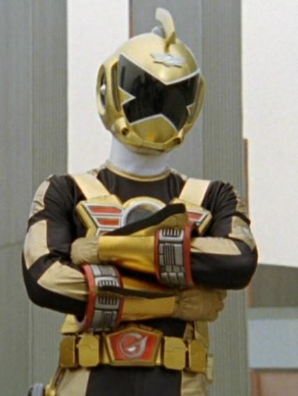 Gold RPM Ranger