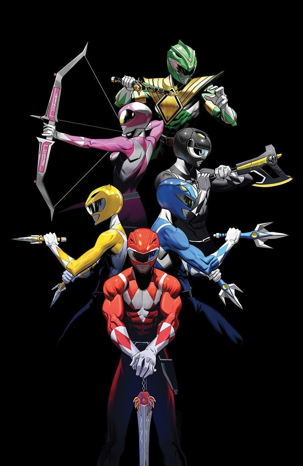 The Supernova Rangers
