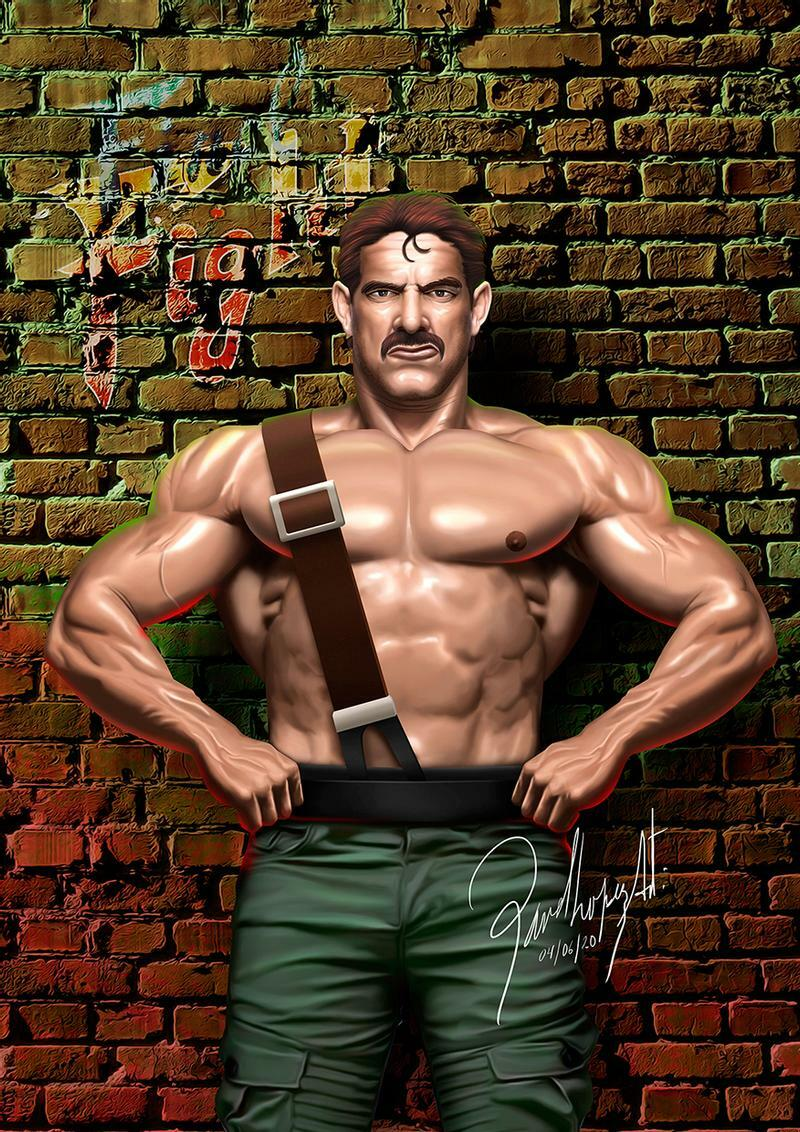 Mike Haggar (Final Fight)