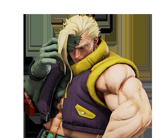 Charlie/Nash (Street Fighter)