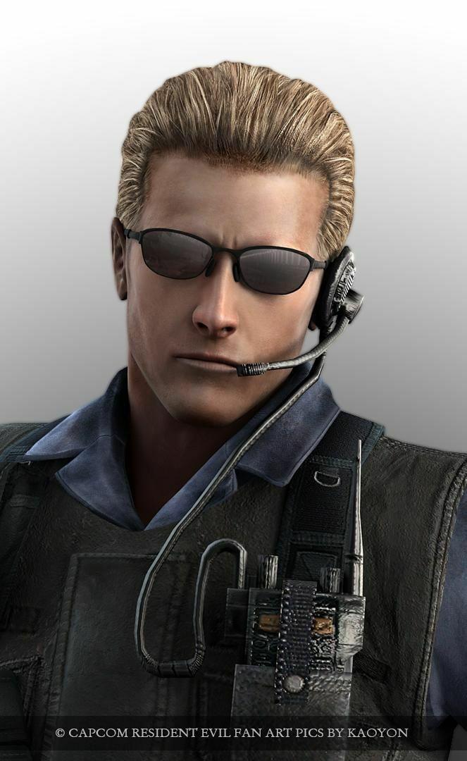 Albert Wesker (Resident Evil)