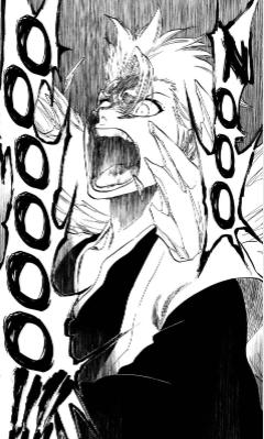 Tōshirō's Rage At Aizen