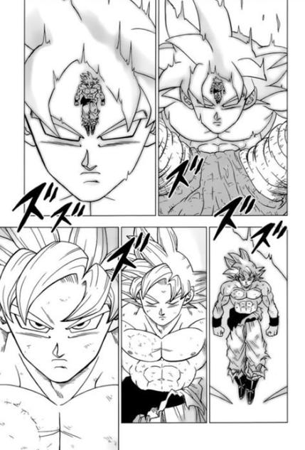 Dragon Ball Super Mui Goku Susanoo Spoiler Gen Discussion Comic Vine
