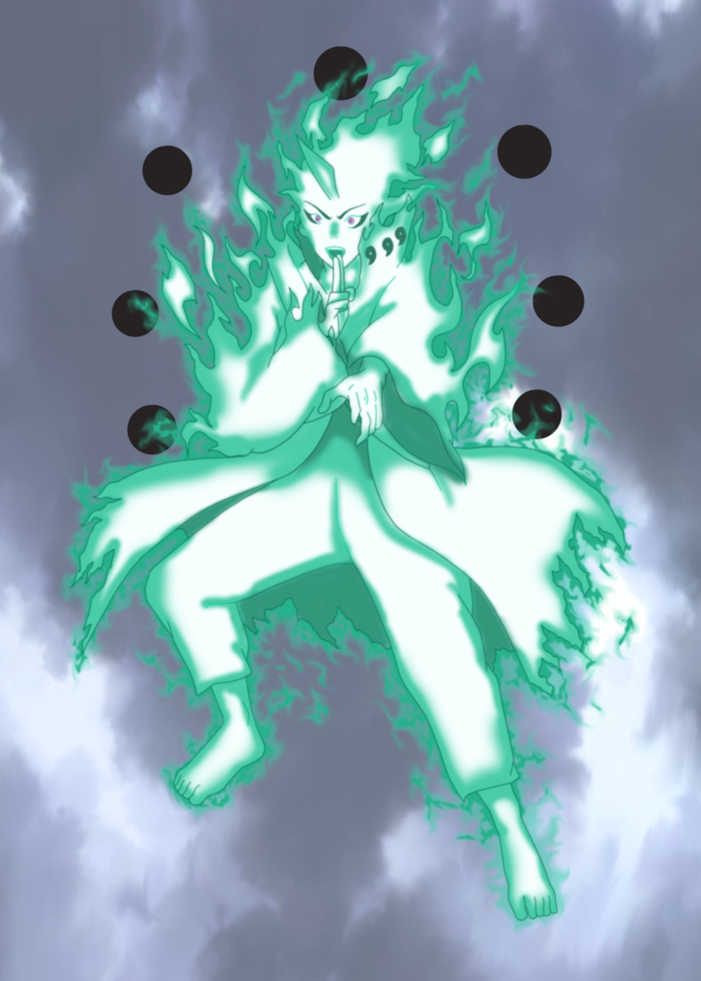 Tenseigan seems like a Six Path level boost which is massive so Hamura Probably low diffs to Mid Diffs the team
