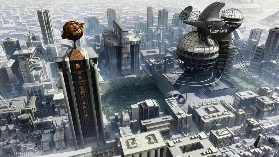 CW Metropolis