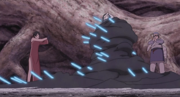 Got trapped by combination of two basic Elemental Ninjutsu