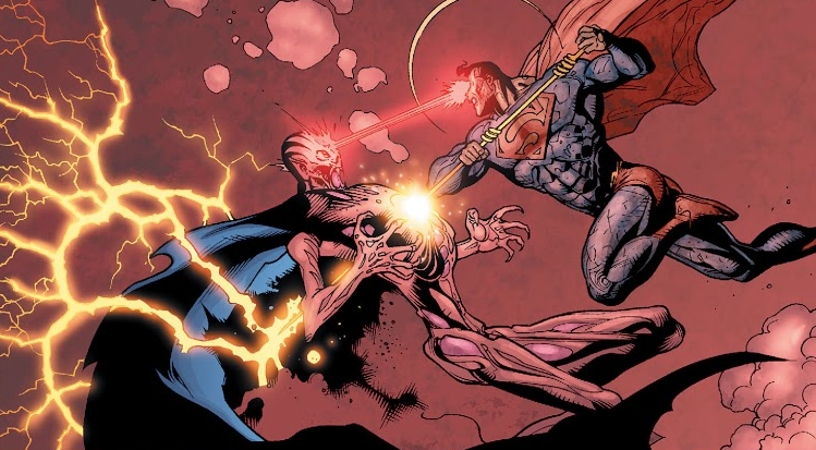 Cosmic Armour Superman