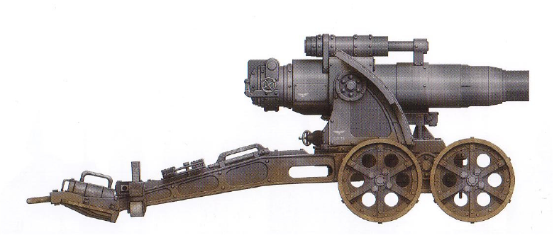 Medusa gun