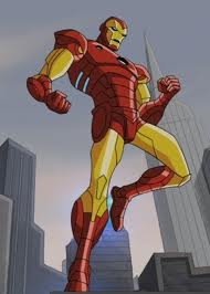 Iron Man in A:EMS