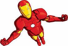 Teenage Iron Man