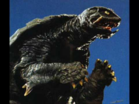 Gamera's New Appearance