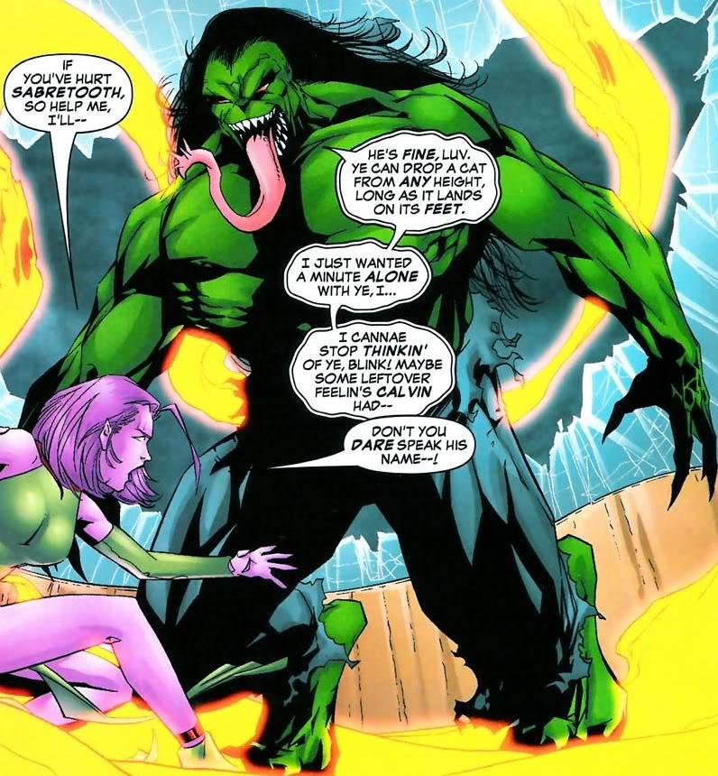 Proteus Hulk
