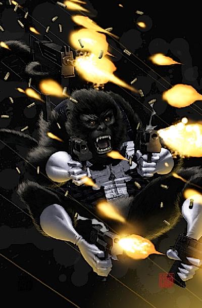 Monkey Punisher