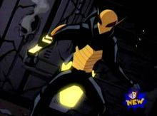 Firefly in The Batman animated series