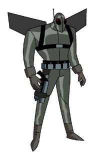 Firefly in The New Batman Adventures