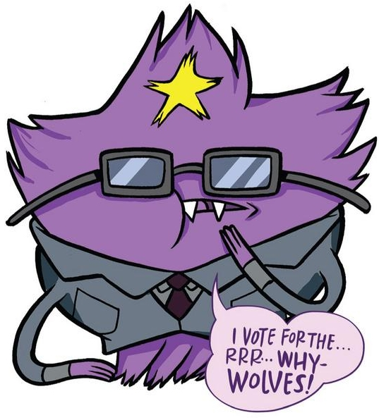 LSP as a Why-Wolf