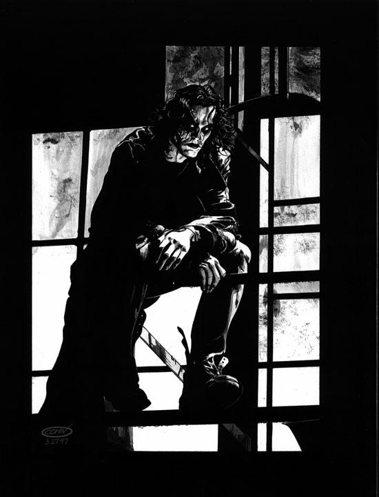 The Crow (Eric Draven)