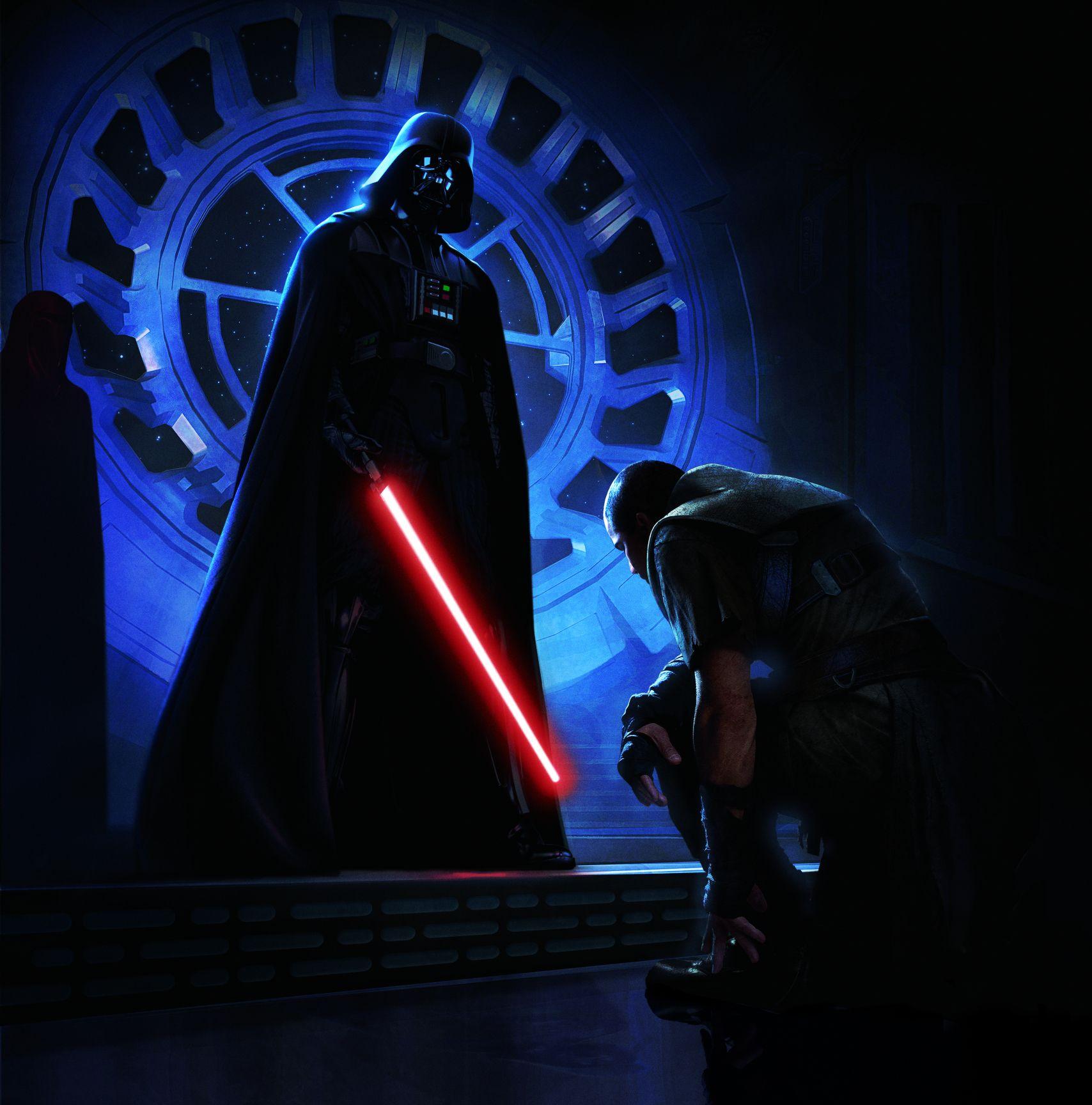 Vader's Secret Apprentice